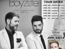 Tour Dates 2017